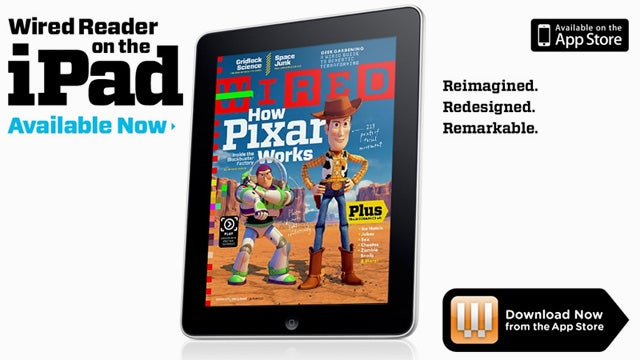 Conde Nast on iPad Apps: Eh, What's the Rush?