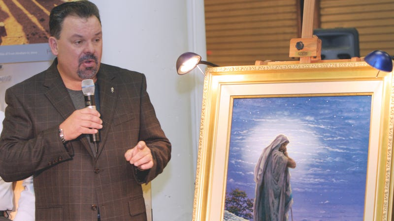 Lights Out for 'Painter of Light'