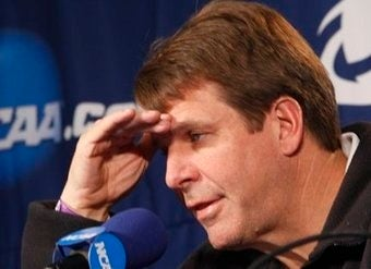 Tim Floyd Sneaks Out Of USC