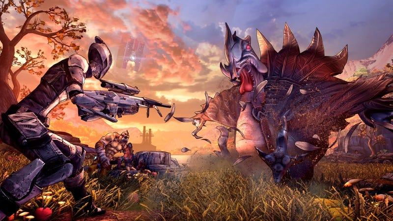 Borderlands 2 Serves Up a Thanksgiving-Themed Episode Next Week