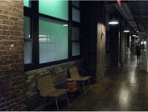 Google's New York Office Is a Glorious Catalog of Dot-Com Clichés