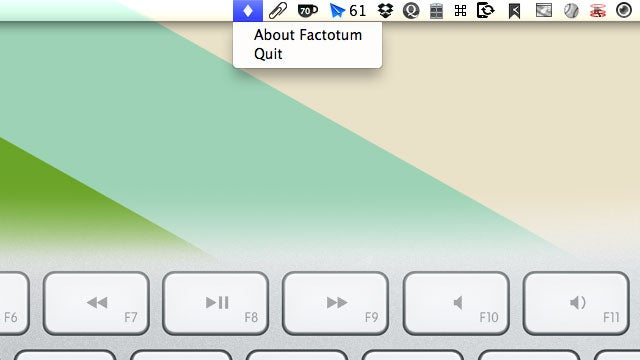 Factotum Adds Keyboard Controls to Popular Music Web Sites