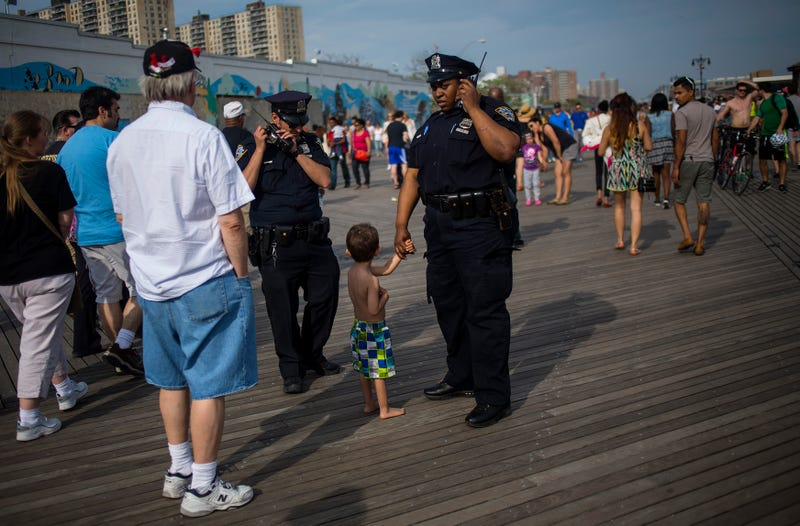 Buzzkill NYPD Cops Pull Sting Operation on Teens Skipping School to Hit the Beach
