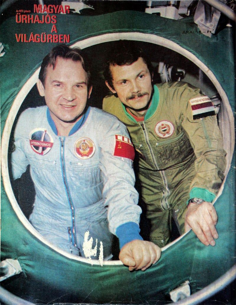Valeri Kubasov, Apollo-Soyuz Crewmember, Passed Away