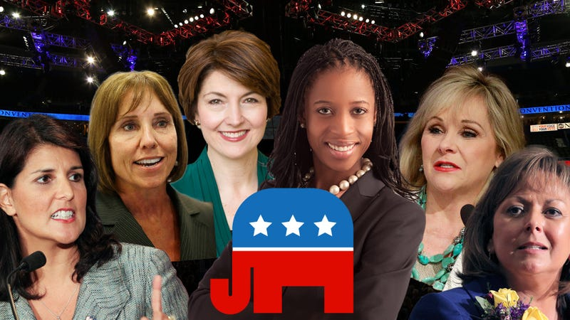A Guide to the Ladies of the Republican National Convention