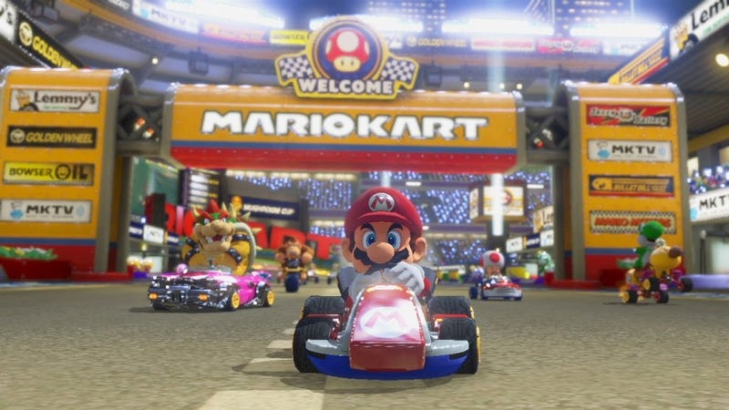 ​Mario Kart 8 vs. Sonic Racing: The Comparison We Had To Make