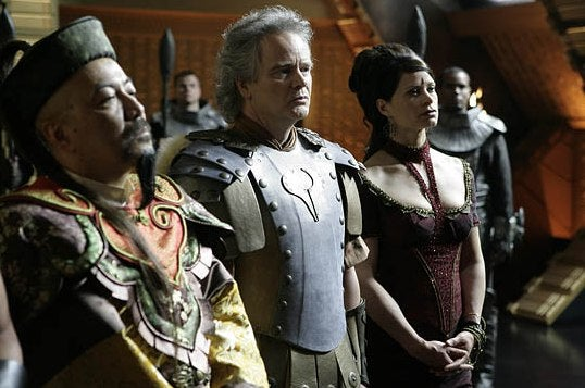 Stargate: Continuum Brings Together Evil System Lords Of Past