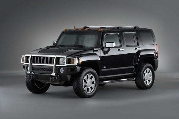 "Massachusetts Looking At ""Hummer Tax"" For ""Gas-Guzzlers"""