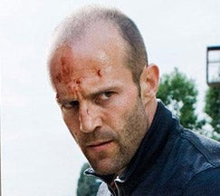 """On the Set of Crank 2, Whose Script Is the """"Most Offensive"""" Statham's Ever Read"""