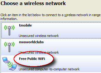 "What ""Free Public WiFi"" Is and Why You Should Avoid It"