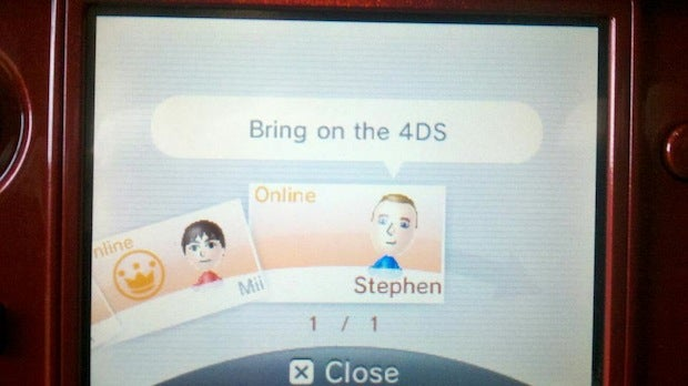 New 3DS Firmware Makes Joining Friends Easier