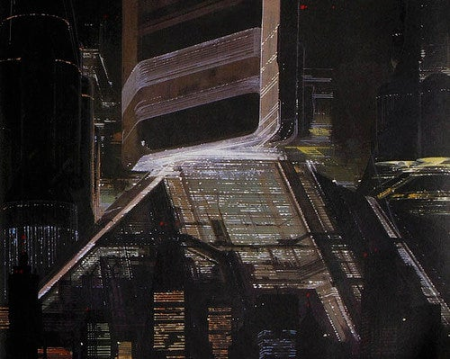 Win Signed Blade Runner Art This Tuesday