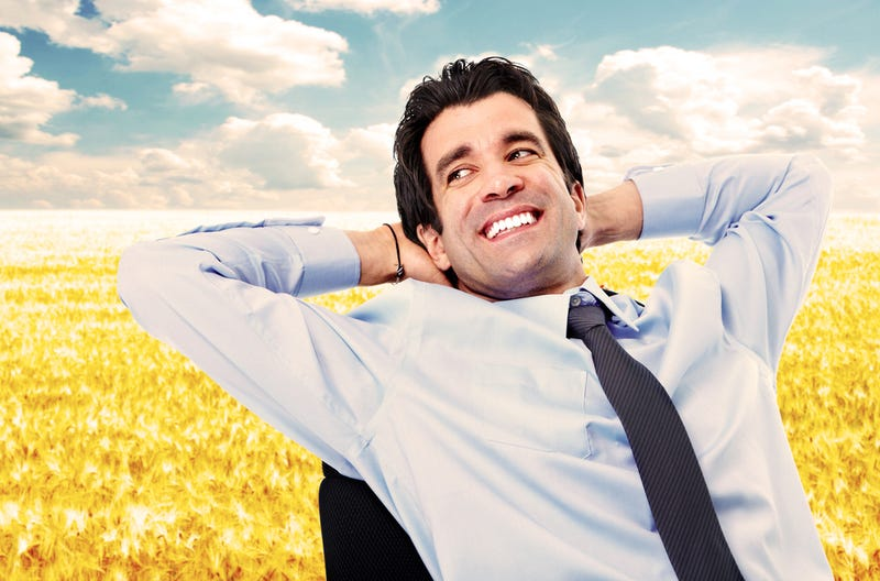 Don't Worry: The Boss Is Not as Stressed as You