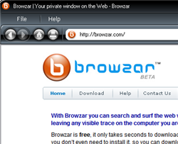 Download of the Day: Browzar (Windows)