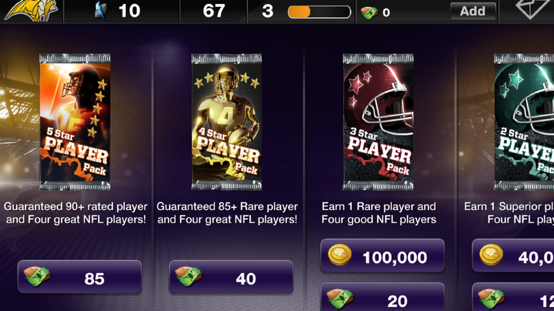 Madden's Facebook/Mobile Game Makes It Rain for Early Adopters