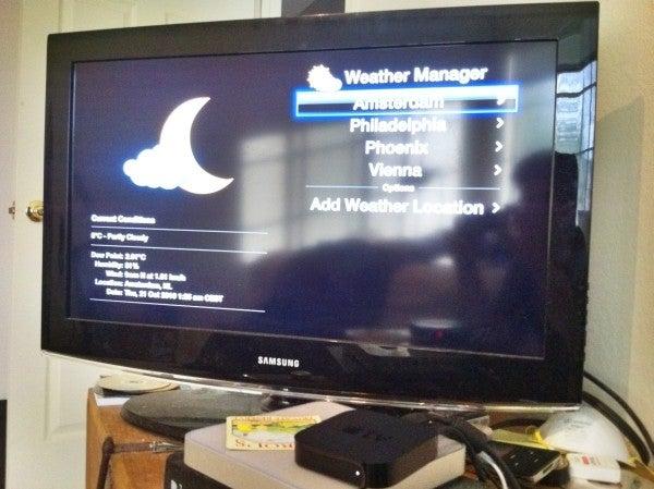 Here Is the First Jailbroken Apple TV App