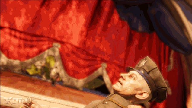 BioShock Infinite Is Insanely, Ridiculously Violent. It's A Real Shame.
