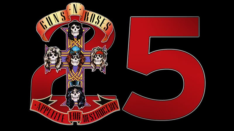 Appetite For Destruction At 25: One Horny Young Boy's Recollection