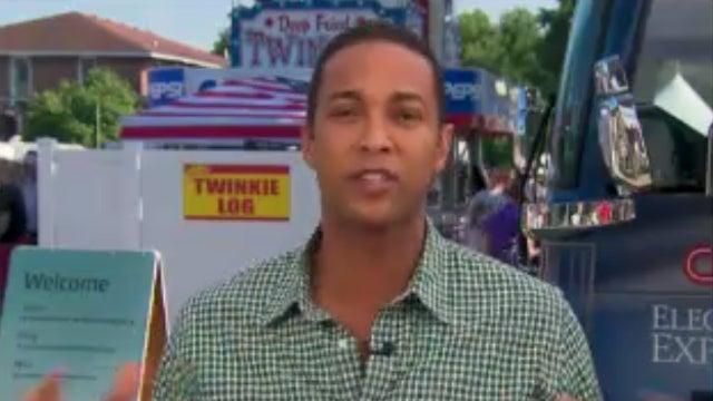 CNN Anchor Claims Marcus Bachmann Pushed Him