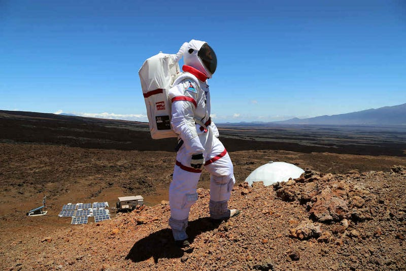Utah Man Can Finally Dump Wife and Children By Going To Mars