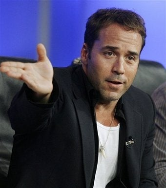 Jeremy Piven's Partying To Be Held Against Him In Court