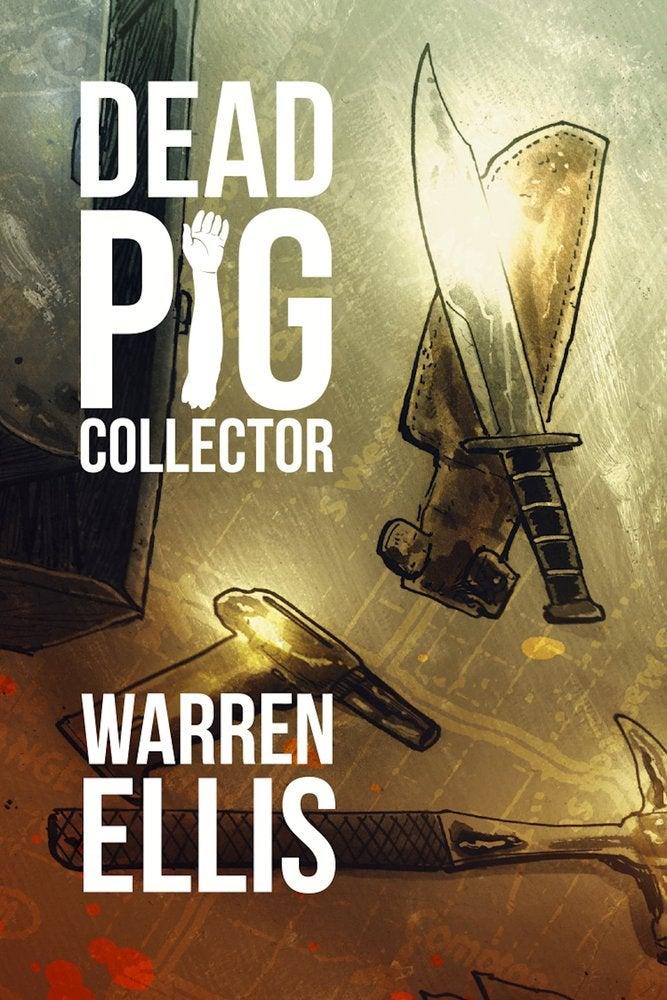Listen to Wil Wheaton read from Warren Ellis' horrifying love story