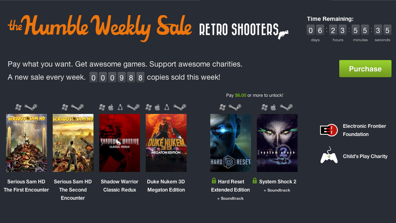 Moneysaver: New Humble Weekly, Saints Row IV, Papo & Yo, Monitors