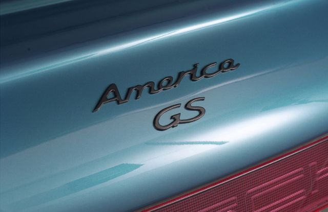 America GS 3.8 by Porsche Exclusive