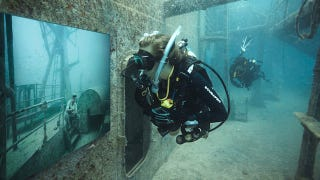 The Astonishing Treasures of Underwater Art Galleries