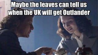 Is the UK Missing Out on <em>Outlander</em> Because of the Scottish Referendum?