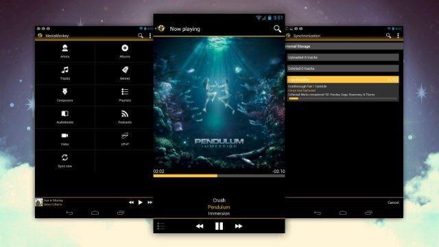 MediaMonkey Beta for Android Offers Wi-Fi Syncing with Windows, Support for Podcasts, Playlists, and More