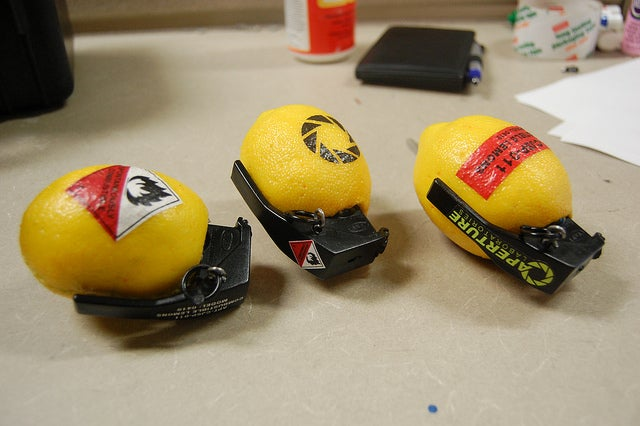 They Won't Burn Your House Down, but These Portal 2 Lemons are the Bomb