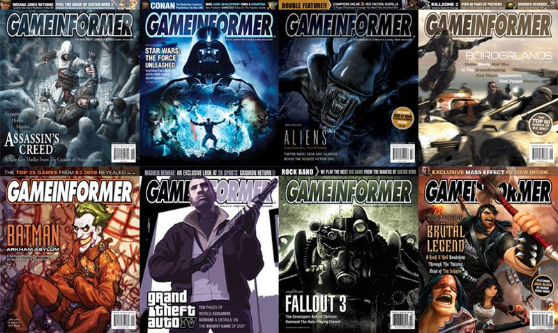 A Game Magazine Outsells Time, Playboy & Sports Illustrated