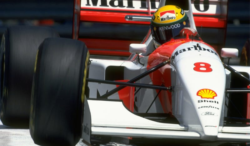 Your Favorite Memories Of Formula One Legend Ayrton Senna