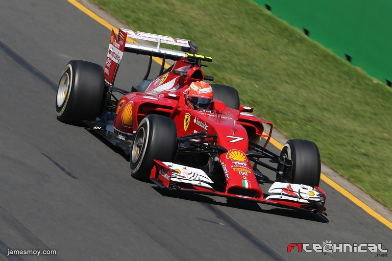 Technically Formula 1 - Australian Gran Prix