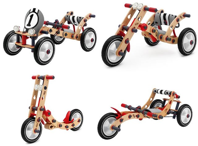 Moov Is the LEGO of Kids' Vehicles