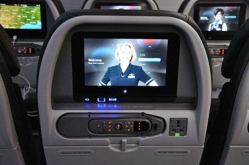Wireless Entertainment Is Coming To A Plane Near You