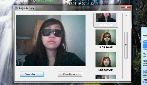 Blink Logs in to Windows with Sunglasses-Proof Facial Recognition