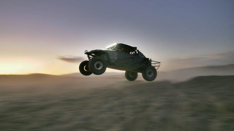 SRI EV1 Offroad Racer: Pictures