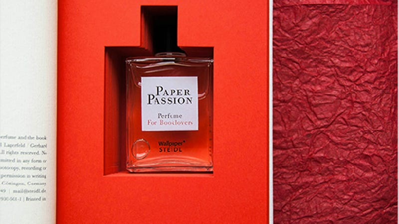 Finally, A Perfume That Makes You Smell Like a Book