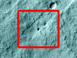 Intergalactic Goonies Discover Cave on Mars
