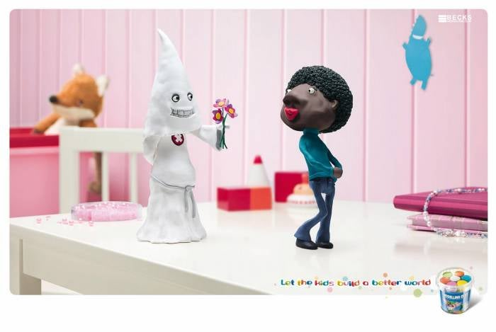 Modeling Clay Solves America's Race Problem