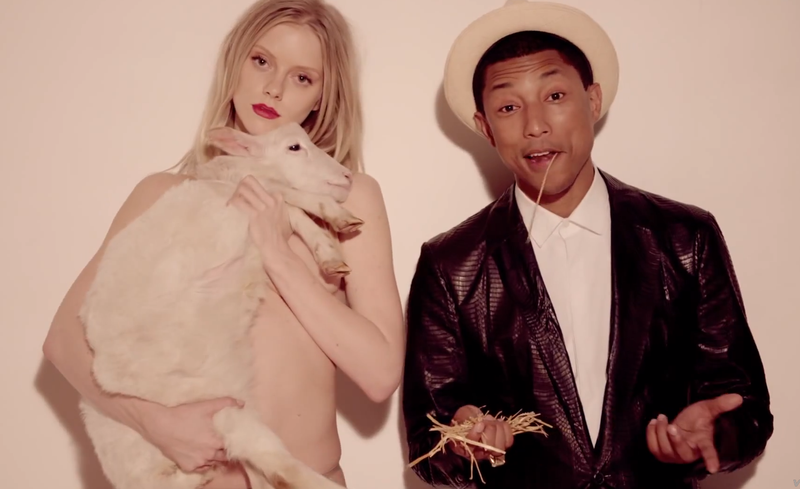 Pharrell Williams Is Now Performing at Startup Parties