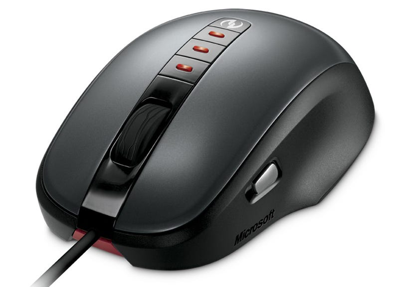 SideWinder X3 Gaming Mouse More Count Dooku Than Darth Vader