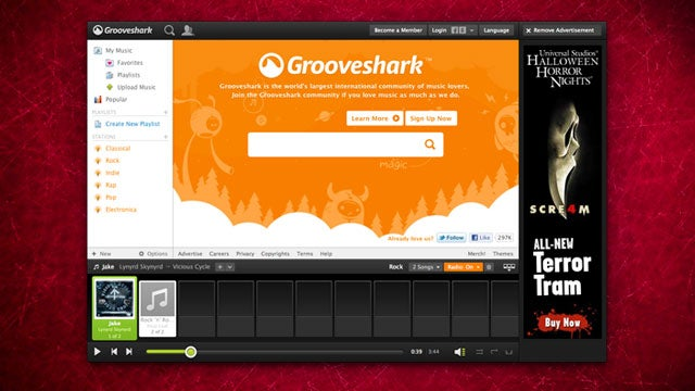 Grooveshark Desktop Is a Mac OS X Grooveshark Client with Bonus Features