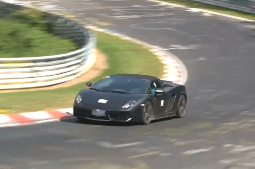The Lamborghini Valentino Balboni Spyder Sounds Awesome
