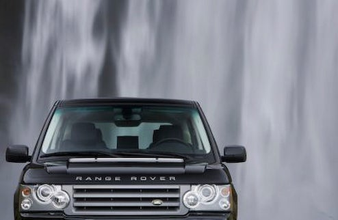 Electric Range Rover With Volt-Like Range Extender On The Way, Blind Children Weep