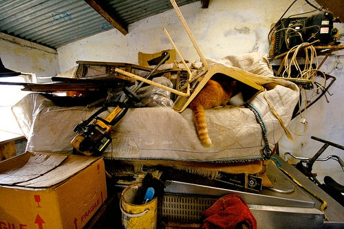 Extreme Hoarders Buried Inside Own Home