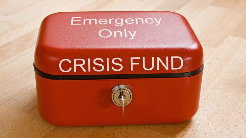 Don't Tap Your Emergency Fund Unless You Have No Other Choice
