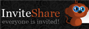 Get an invite to private beta services with InviteShare